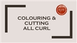 Cutting & Colouring All Curl