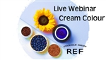 Live Webinar - REF Cream Colour