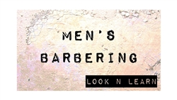 Men's Barbering-Demo
