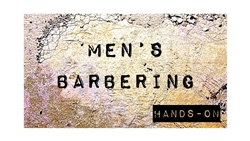 Men's Barbering-Hands On
