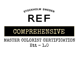 Mastare Colourist Certification Comprehensive 1.0 Ett