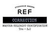Mastare Colourist Certification Correction 3.0 Tre