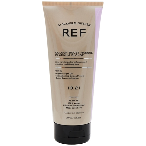 Ref Colour Boost Masque Platinum Blonde