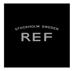 REF Black Logo Box