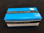 Disposable Masks-50 Count