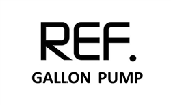 REF. GALLON PUMP